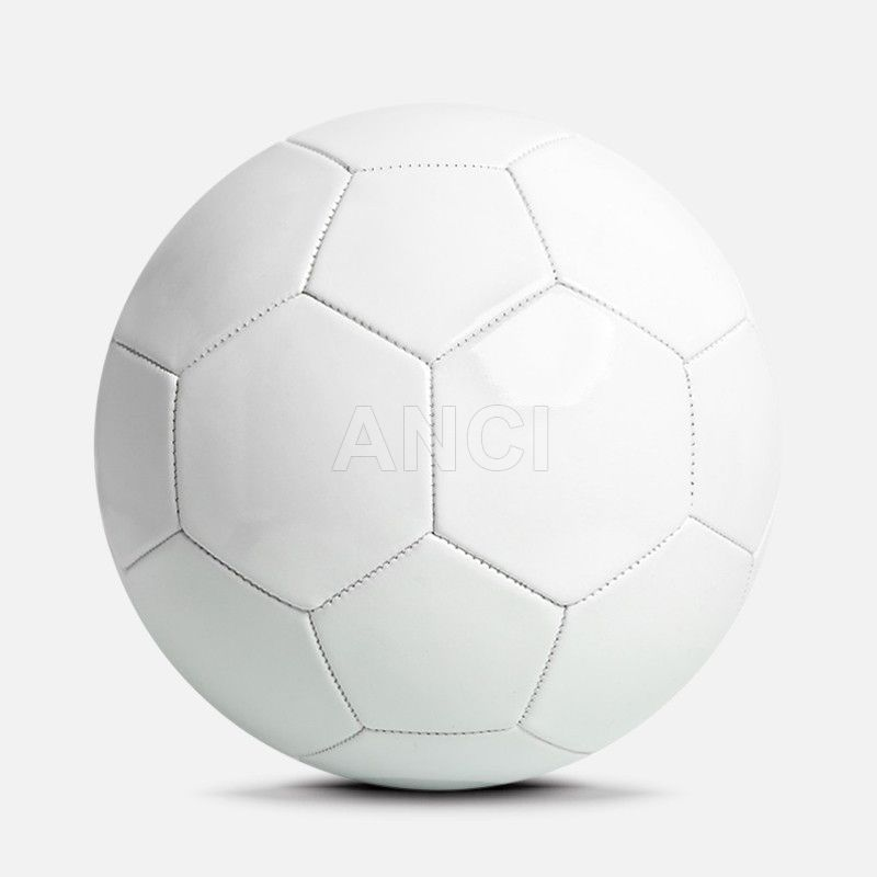 DIY All White Soccer Ball